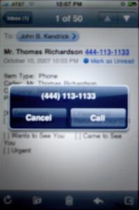 PhoneMessage